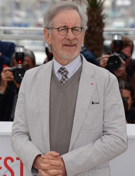 Steven Spielberg, le président du jury du 66ème Festival de Cannes