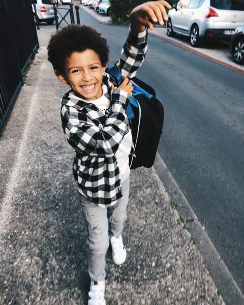 Gianni, fils de Rachel Legrain-Trapani