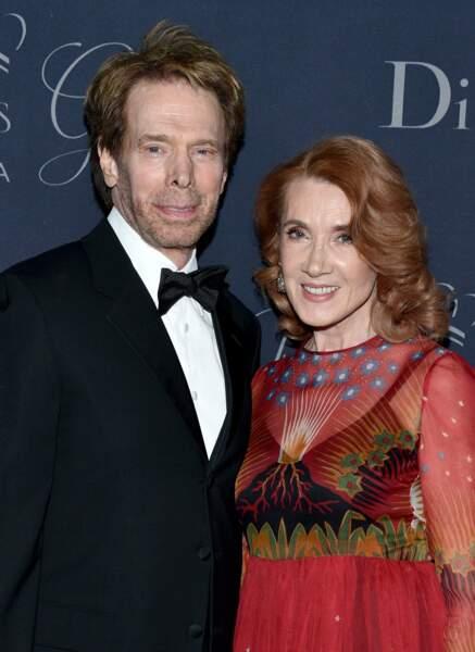 Princess Grace Awards : Jerry Bruckheimer et Linda Bruckheimer