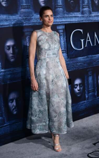 Amanda Peet (la femme de David Benioff, le co-créateur de Game of Thrones)