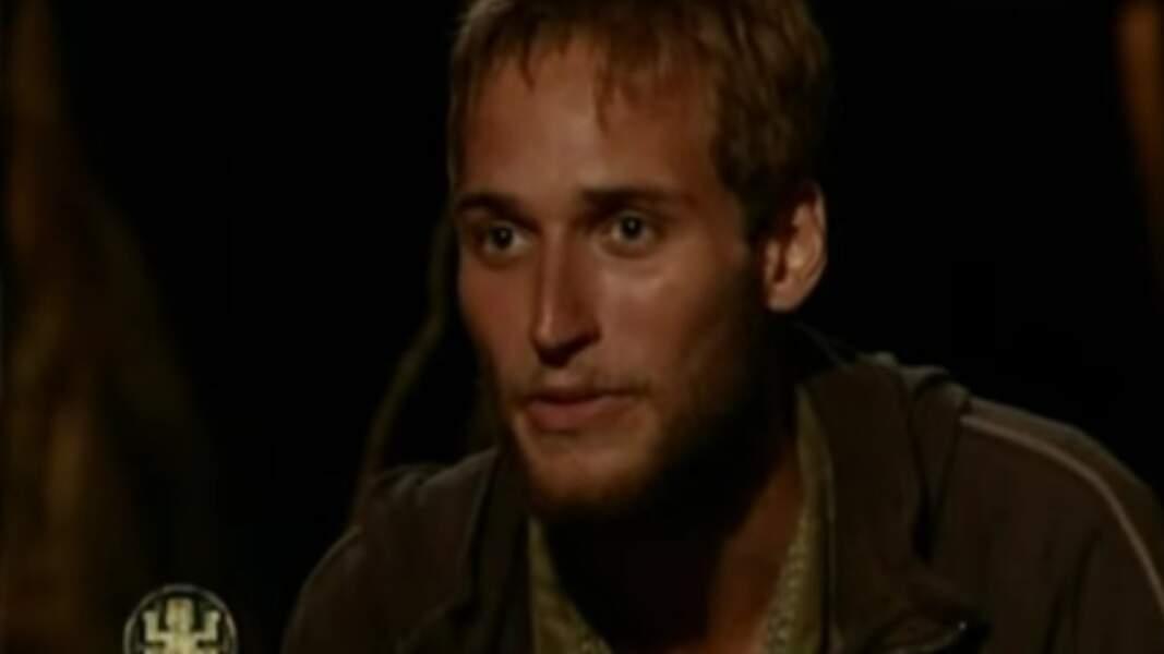 François-David, de la saison 6, est devenu acteur