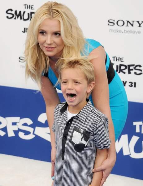 Britney Spears et Sean Preston