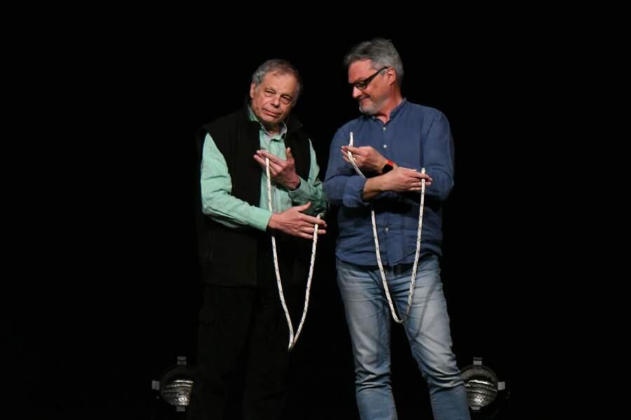 Gérard Majax au 35ème festival Mont-Blanc Humour