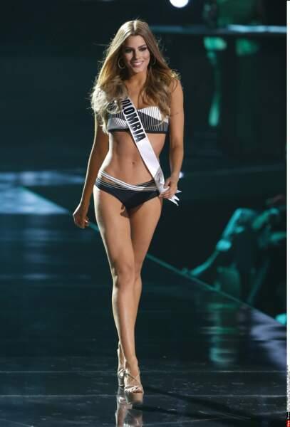 Miss Colombie, Ariadna Gutierrez Arevalo