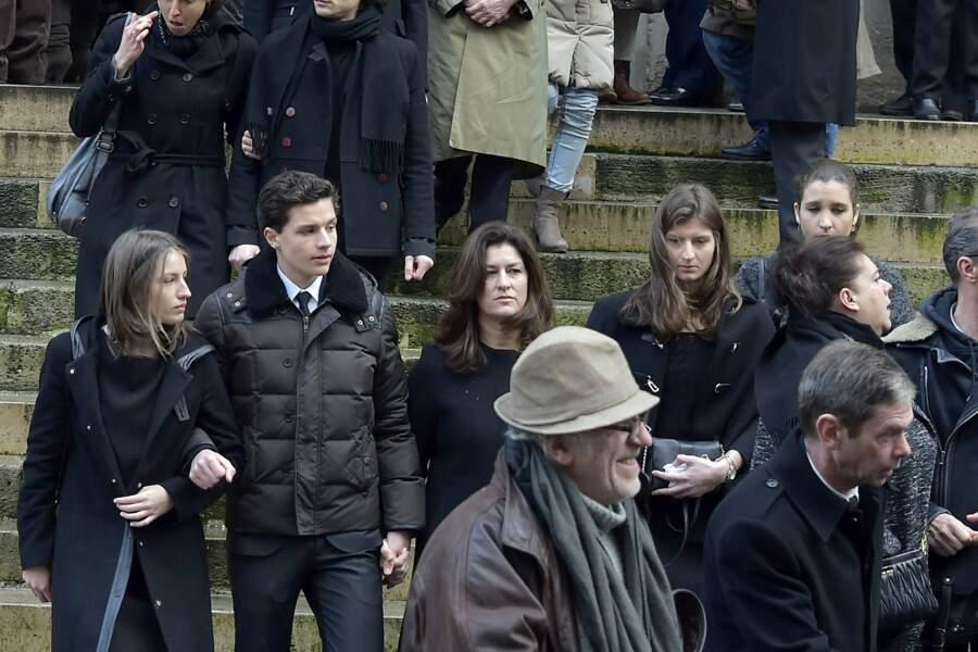 La famille de Michel Galabru