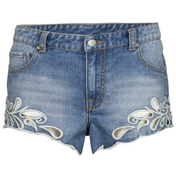 Short en jean NEW YORKER - 19,95 €