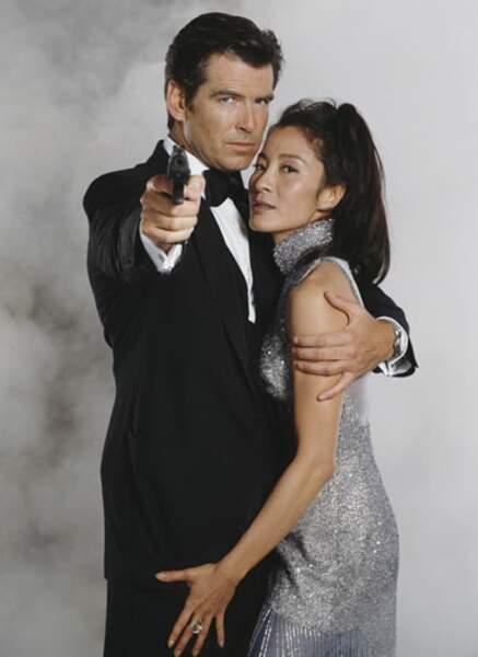 Michelle Yeoh époque James Bond (1997)