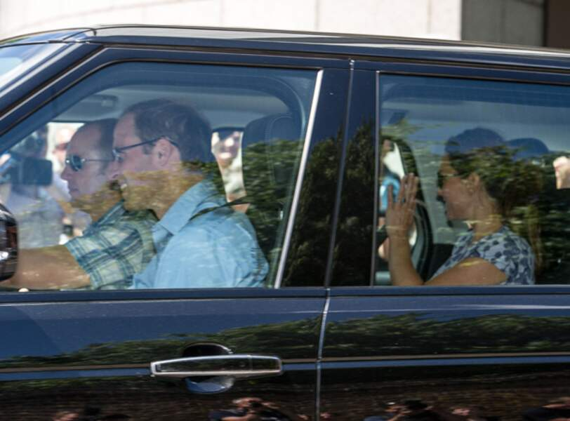 IIs vont passer un mois à Buckleburry, chez les parents de Kate Middleton