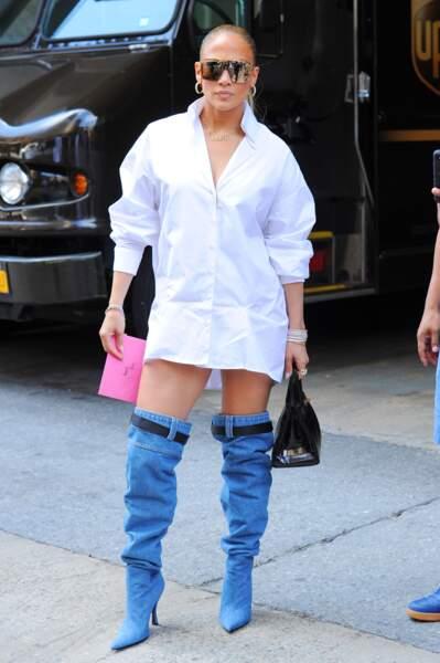 Don't - Jennifer Lopez et son goût pour la discrétion