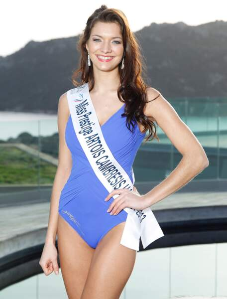 Claire DUTREMEE, Miss Prestige Artois-Cambrésis-Hainaut