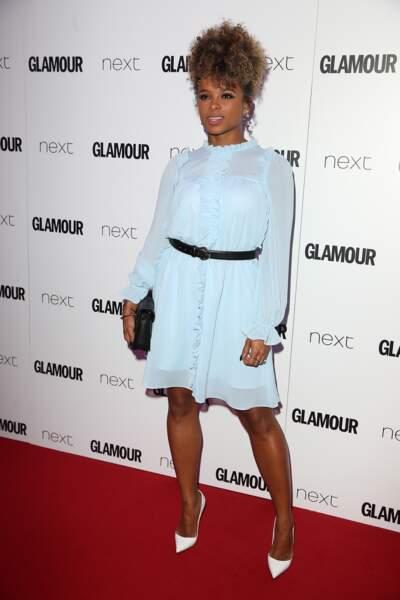 Fleur East aux Glamour Awards