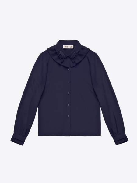 Kenzo x H&M : chemise, 69,99€