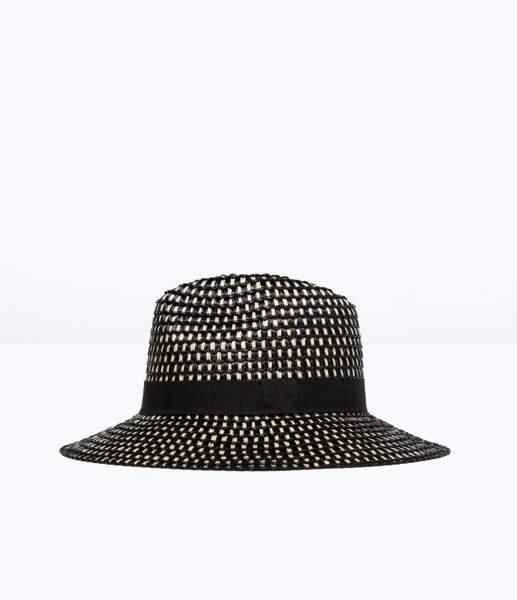 Chapeau Zara - 25,95 €