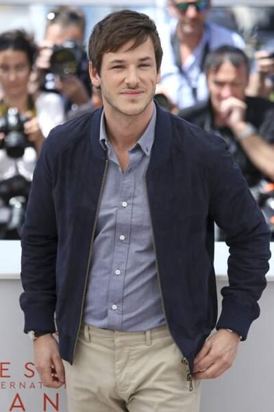 Festival de Cannes 2016 : Gaspard Ulliel en total look 1er de la classe