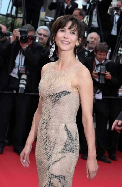Sophie Marceau, elle, est la 4e personnalité préférée des Français
