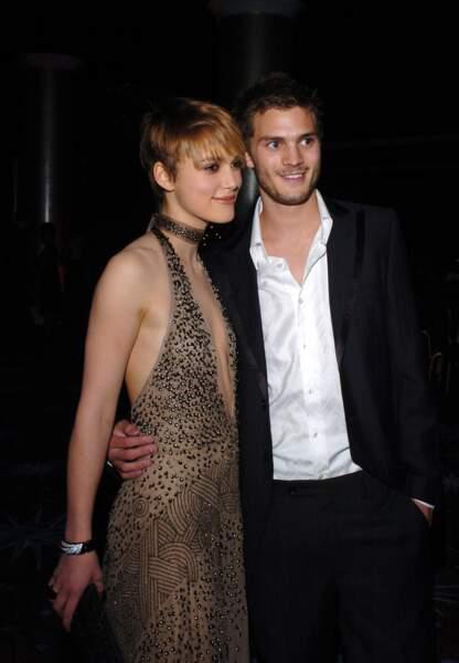 Keira Knightley et Jamie Dornan en couple de 2003 à 2005