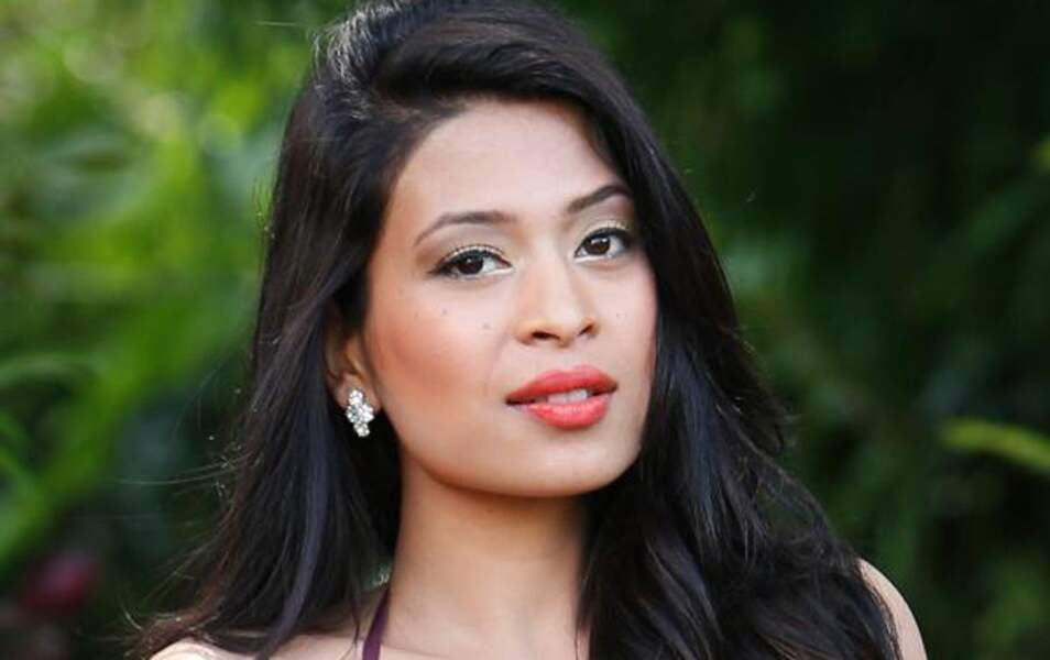 Miss Népal Ishani Shrestha, 22 ans, 1m73