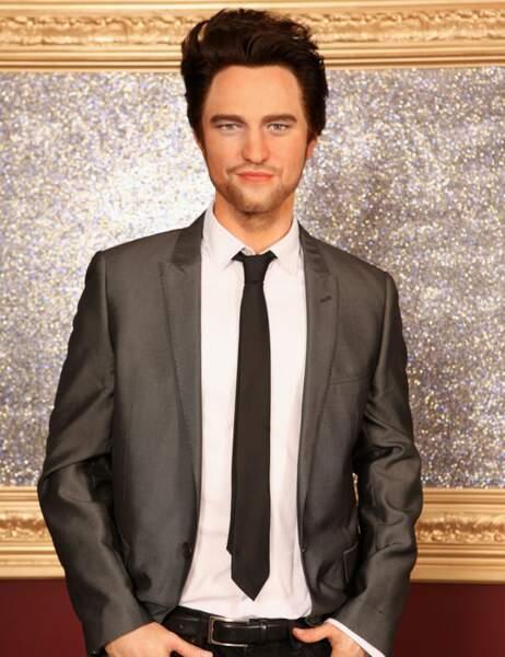 Robert Pattinson au Madame Tussauds de Londres