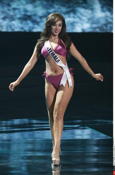 Miss Guatemala, Jeimmy Tahiz Aburto
