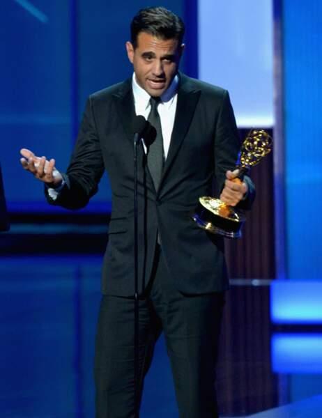 Meilleur second rôle masculin dans une série dramatique : Bobby Cannavale, Boardwalk Empire