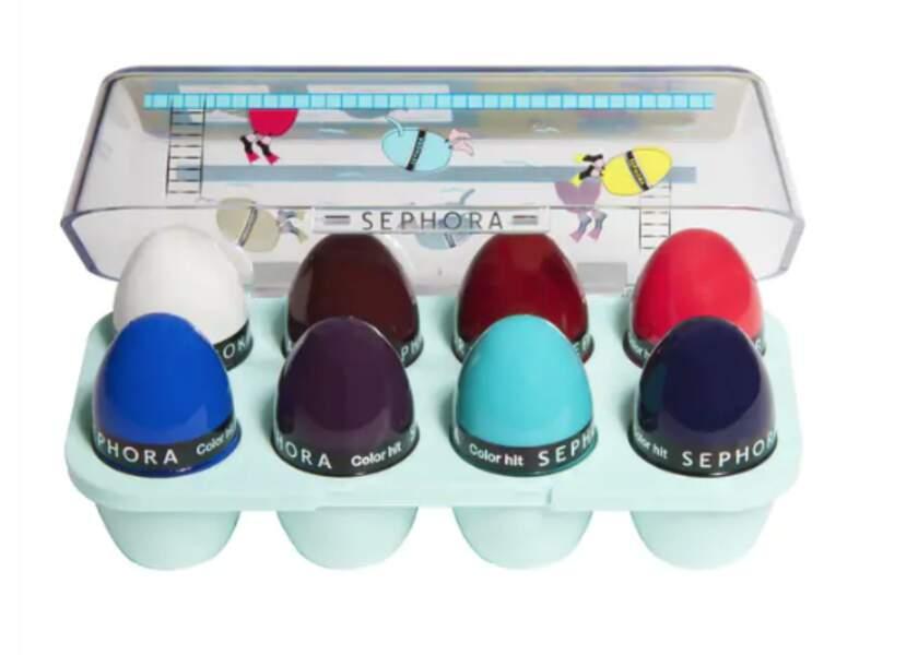Coffret Color Hit, Sephora Collection, 23,40€