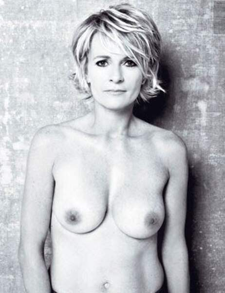 Sophie Davant pour le dépistage du cancer du sein