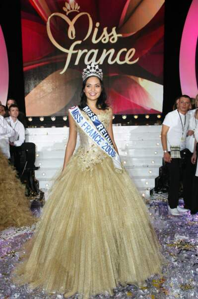 Valérie Bègue, Miss France 2008