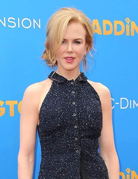 Nicole Kidman aujourd'hui...