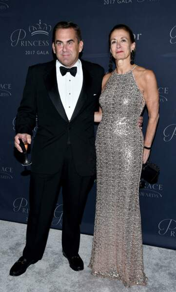 Princess Grace Awards : Edwin Mahoney et Elizabeth Mahoney