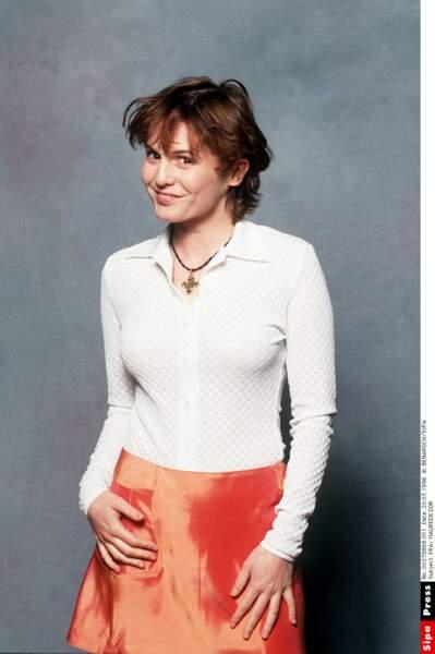 Maureen Dor dans les années 90