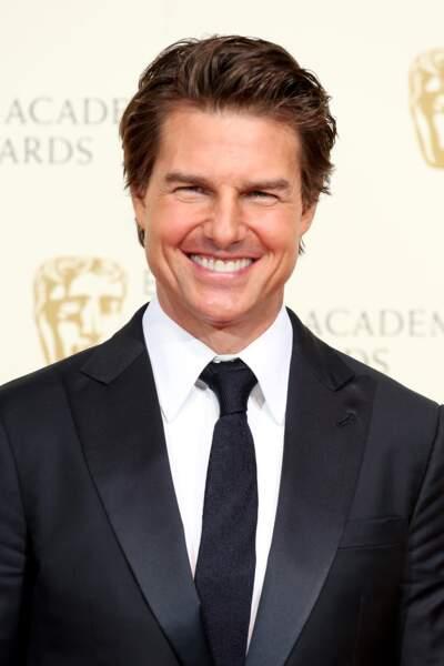 8ème place pour Tom Cruise, détesté par 6,26 % des votants