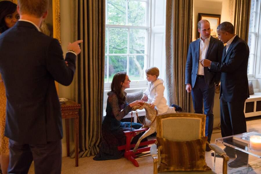 Kate et William et leur vie (extra)ordinaire !