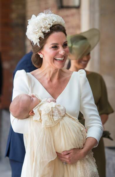Kate Middleton, plus radieuse que jamais