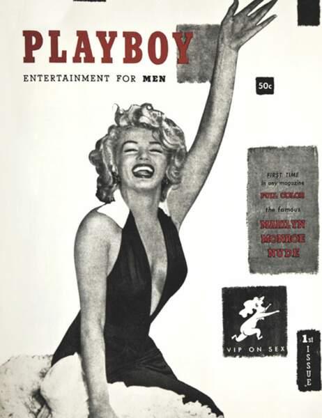 Marilyn Monroe en décembre 1953
