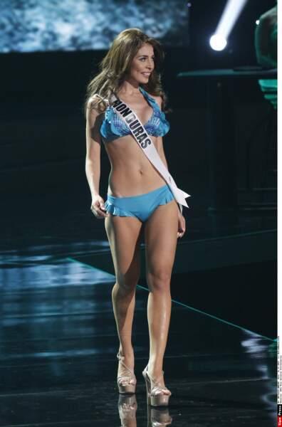 Miss Honduras, Iroshka Lindaly Elvir