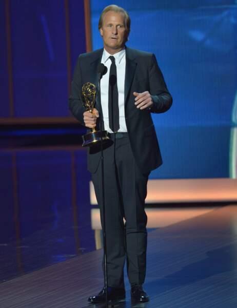 Meilleur acteur dans une série dramatique : Jeff Daniels, The Newsroom