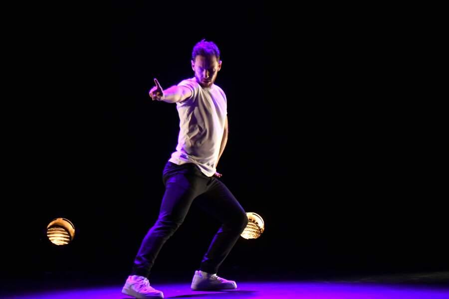 Alex Ramires au 35ème festival Mont-Blanc Humour