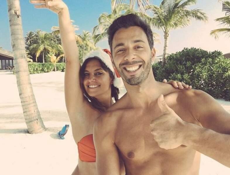 Laëtitia Milot et son petit mari sont partis pour quelques jours de rêve aux Maldives