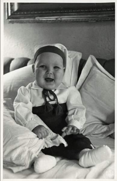 Le prince Albert en tenue traditionnelle monégasque