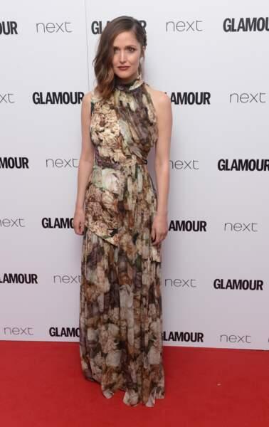 Rose Byrne aux Glamour Awards