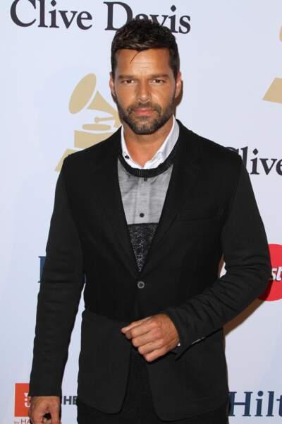 Ces stars parents de jumeaux : Ricky Martin