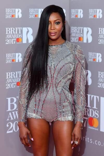 Brit Awards 2017 : Naomi Campbell