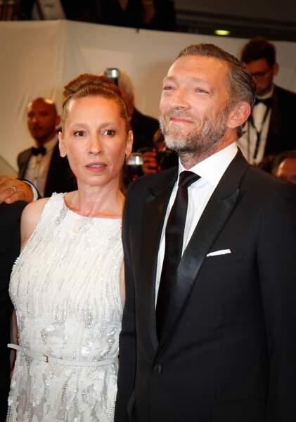 Les stars du film, Emmanuelle Bercot et Vincent Cassel