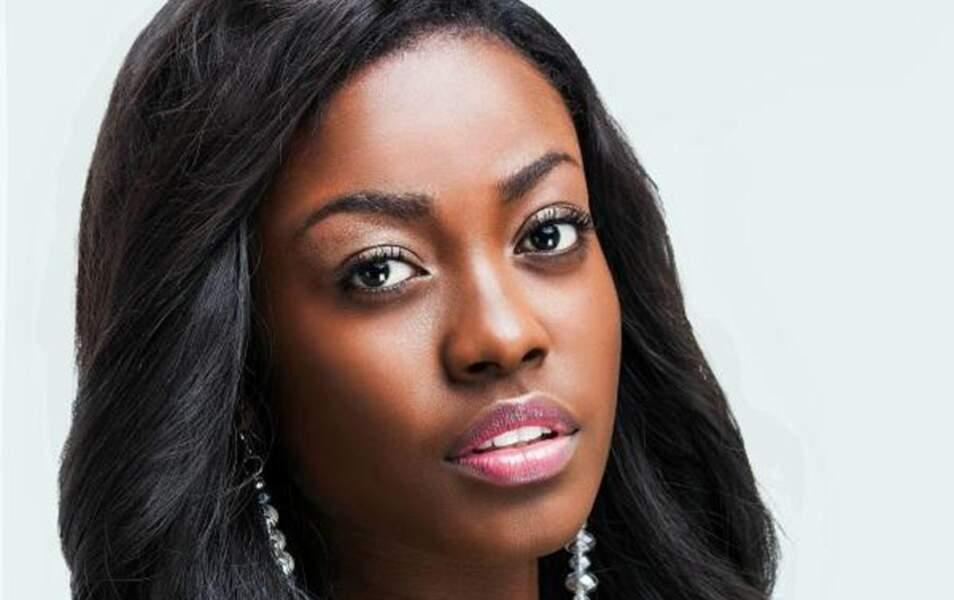 Miss Ghana Carranzar Naa Okailey Shooter, 23 ans, 1m88