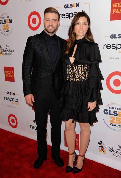 Ces stars de nouveau en couple après une rupture - Justin Timberlake et Jessica Biel