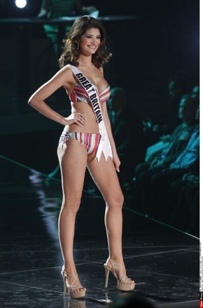 Miss Grande-Bretagne, Narissara Nena France