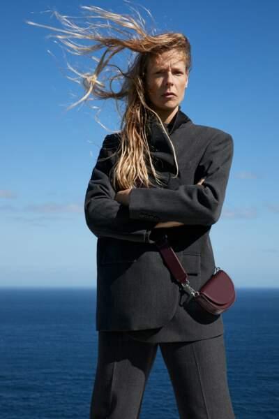Mini Sac Bandoulière ovale, Zara, 29,95€