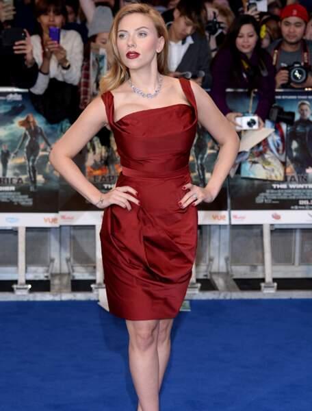 10 - Scarlett Johansson