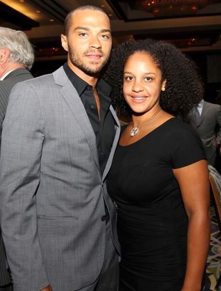 Jesse Williams et Aryn Drake-Lee