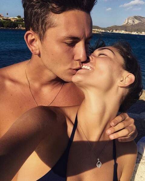 Messieurs, la naïde est malheureusement folle amoureuse de son chéri, Riccardo Berretta